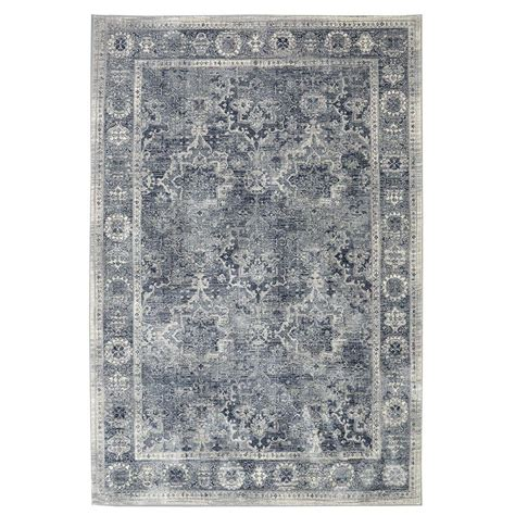 10 5 Ft X 8 Ft Rug by Mohawk Home Fair Point Sea 5 Ft X 8 Ft Area Rug 506001