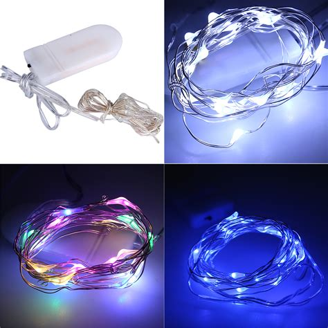 Online Buy Wholesale Led Fairy Lights Battery Operated 20 Cheap Battery Lights