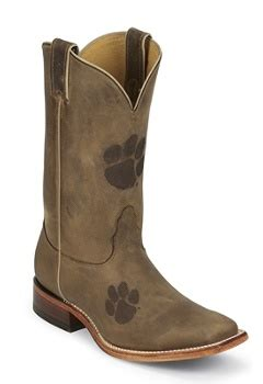 clemson cowboy boots 17 best images about college boots on