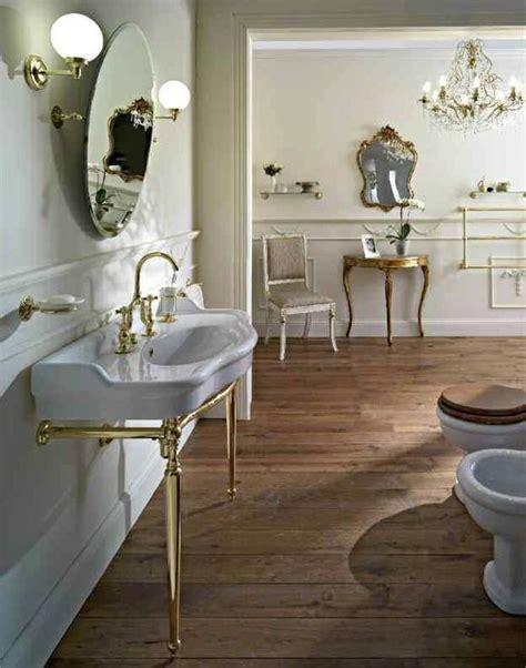 badezimmer retro traditionelles badezimmer armaturen retrobad nostalgie
