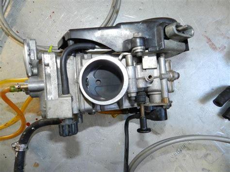 Ktm 525 Carburetor Find 2001 Ktm 400 Mxc Keihin Fcr 39 Carburetor Upgraded