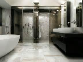 Marble Tile Bathroom Floor Marble Bathroom