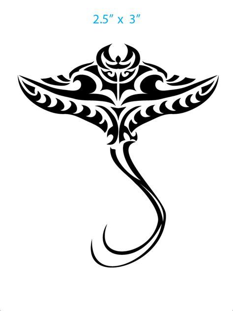 stingray tribal tattoo products dive logz