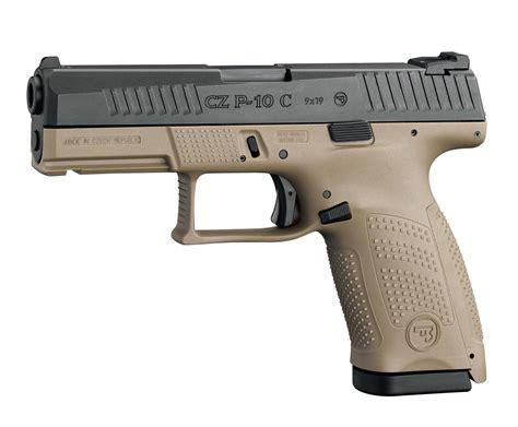 Or Cz P10c Cz S New Striker Fired Pistol Gunsweek