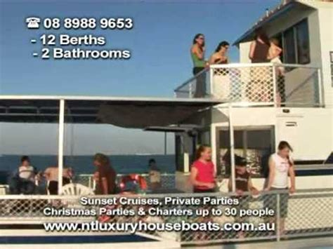 houseboats nt nt luxury houseboats for hire in darwin australia things