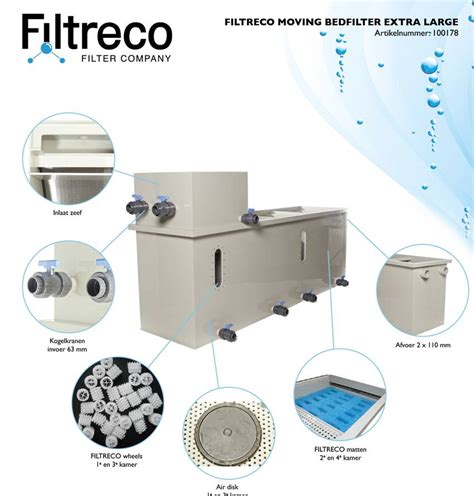 moving bed filter filtreco moving bed filter large selectkoi your online koi and pondspecialist