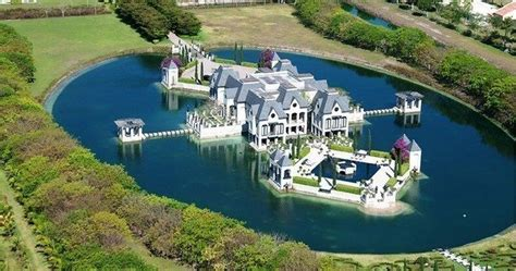 tour the absurd 10 9 million castle dwyane wade