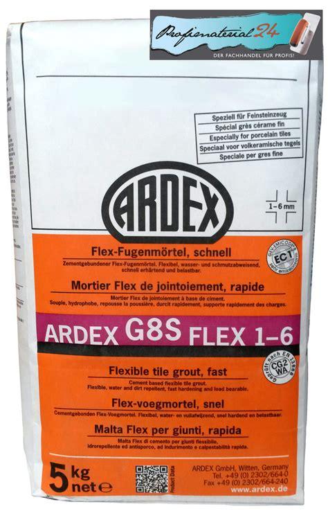 fliesen legen materialbedarf profimaterial24 ardex g8s flex fugenm 246 rtel schnell 1 6