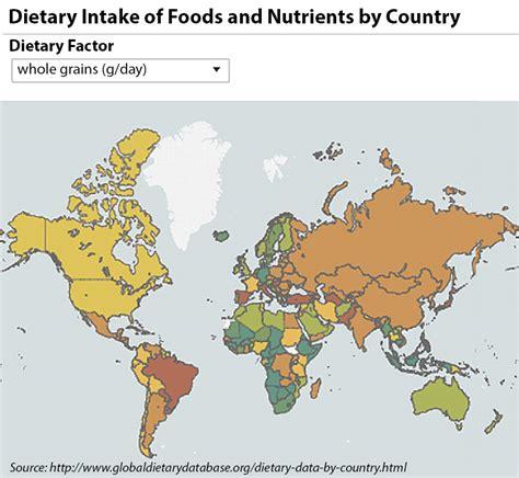 the whole grains whole grain consumption worldwide the whole grains council