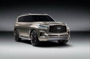 Infinity Qx80 Infiniti Qx80 Monograph Concept Previews The Next Qx80