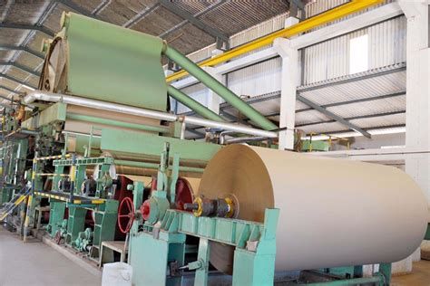 Paper Corrugated Box Machinery - china supplier kraft paper machine cardboard production