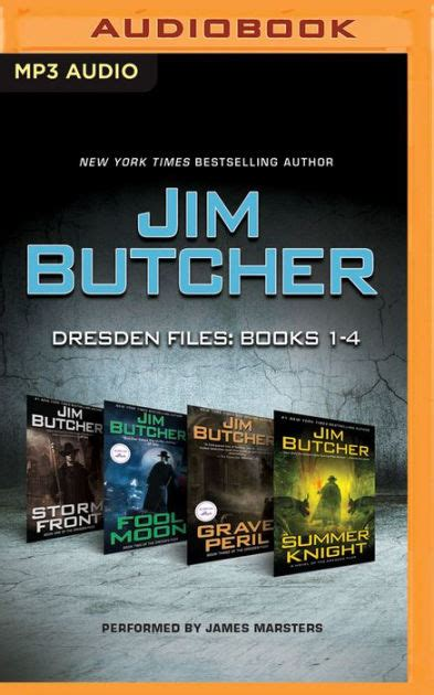 Pdf Read Dresden Files Grave Peril Free by Jim Butcher Dresden Files Books 1 4 Front Fool