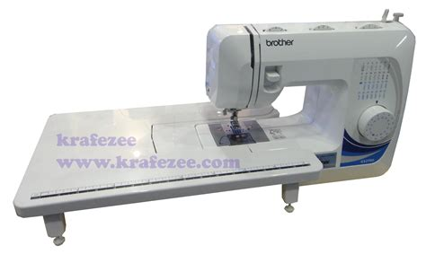 extension wide table for brother gs2700 sewing machine