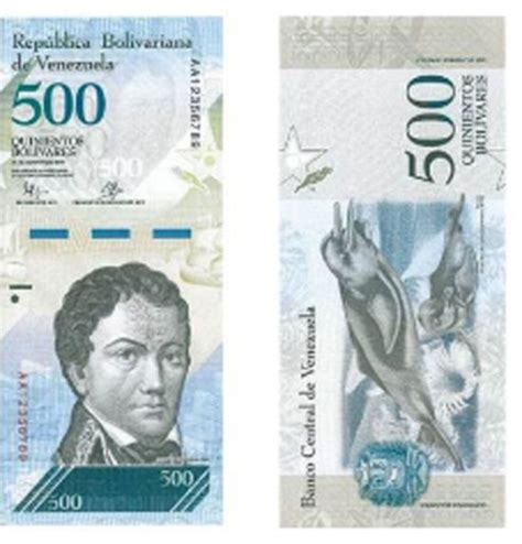 imagenes de billetes bolivares fuertes presidente del bcv mostr 243 nuevos billetes que circular 225 n