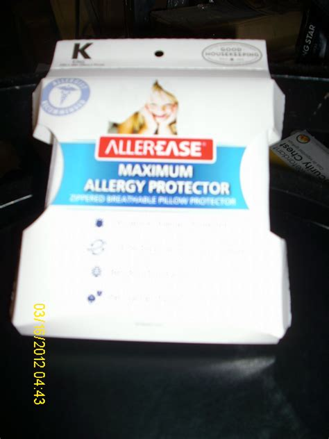 allerease maximum allergy protector bedding allerease maximum allergy protector bedding 28 images