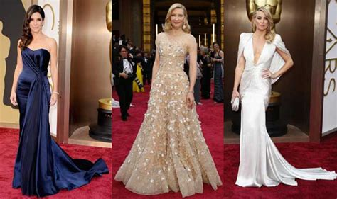 best oscars 2014 results of the best dressed list of oscars 2014 india