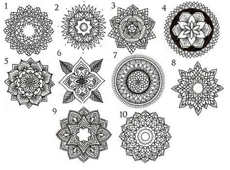mandala tattoo i simboli e la storia di questi antichi