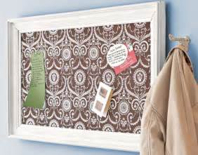 How To Make Decorative Cork Boards by Cork Board Picture Frame 7 Awesome Diy Decorative