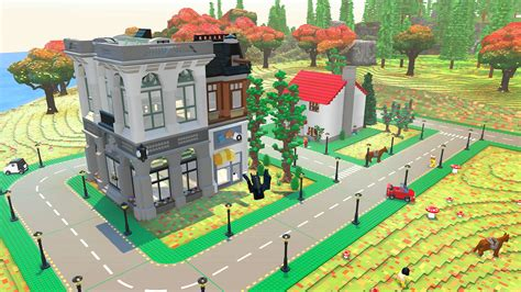 Cool Small House Plans by Lego Worlds Review Ps4 Playstation Universe
