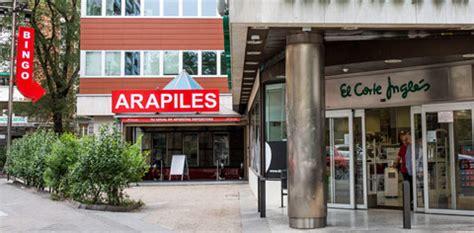 corte ingles arapiles madrid orenes ha comprado el popular bingo arapiles en el coraz 243 n