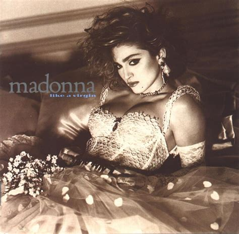 Madonn Still Working It by 1980s Design Inspiration 15 Album Covers