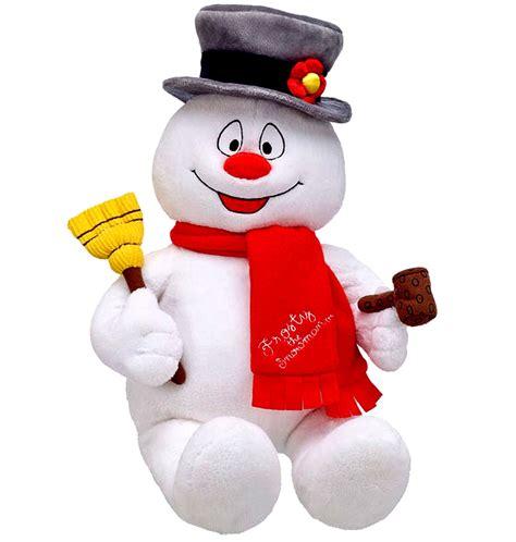 Frosty the Snowman Stuffed Animal