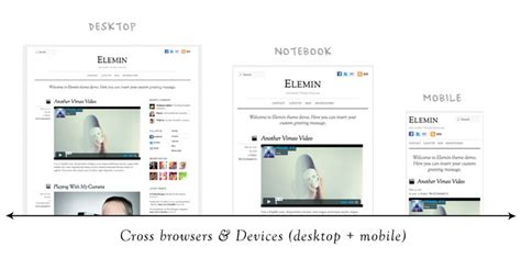 responsive layout design in android free download elemin multimedia wordpress theme all