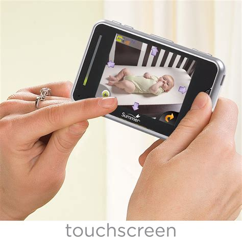 amazon summer infant touchscreen digital color video summer infant baby touch boost digital color video baby