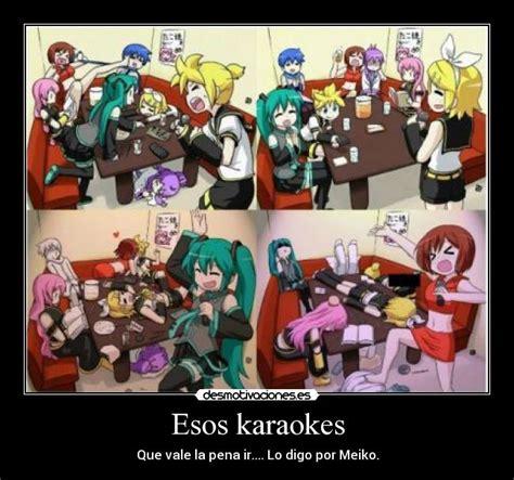 imagenes graciosas karaoke esos karaokes desmotivaciones