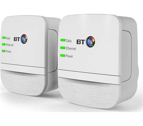 bt mobile network bt broadband extender 600 powerline adapter kit