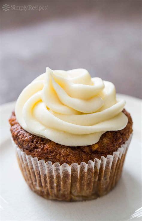 apple carrot cupcake recipe simplyrecipes com
