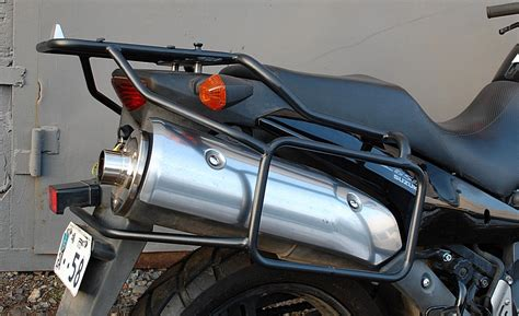 Strom Rack Whole Welded Luggage Rack System For Suzuki Dl650 V Strom
