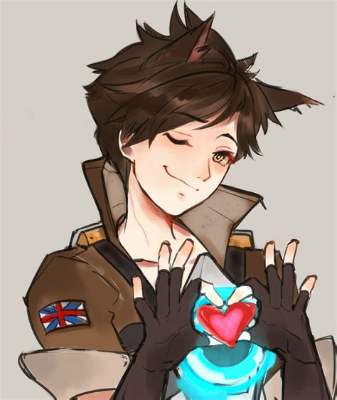 Hoodie Overwatch Tracer Chronal Accelerator Mbsa Clothing tracer you guys by bjmaki on deviantart