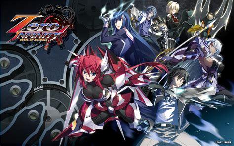 infinity anime 2 zero infinity of maxwell hd wallpapers