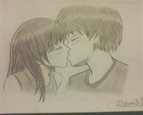 kiss mark tutorial people kissing mark crilley tutorial by assassinnahomy