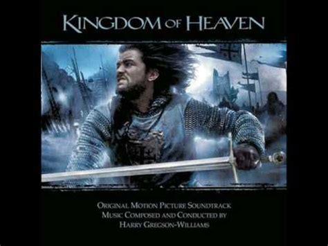 themes in kingdom of heaven video kingdom of heaven soundtrack themes king baldwin