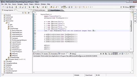 java tutorial on youtube java tutorial 85 jtextarea youtube