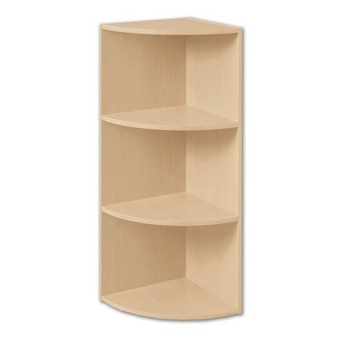 Closetmaid White Corner Shelf Unit Shop Closetmaid Alder Corner Shelf Unit At Lowes