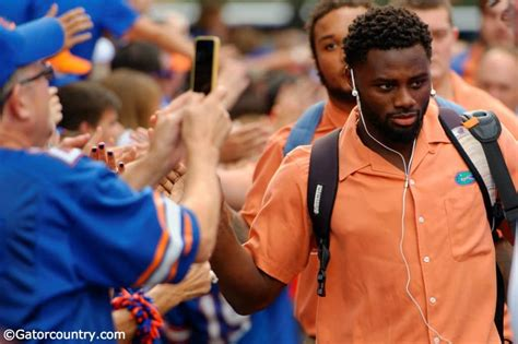 florida gator fan forum brian poole makes the most of his pro day opportunity