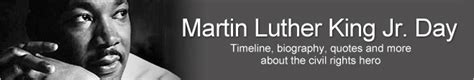 mlk biography quick facts martin luther king jr day facts timeline history