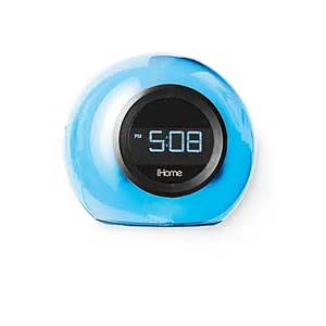 color changing alarm clock ihome 174 ibt29 color changing dual bluetooth 174 alarm clock