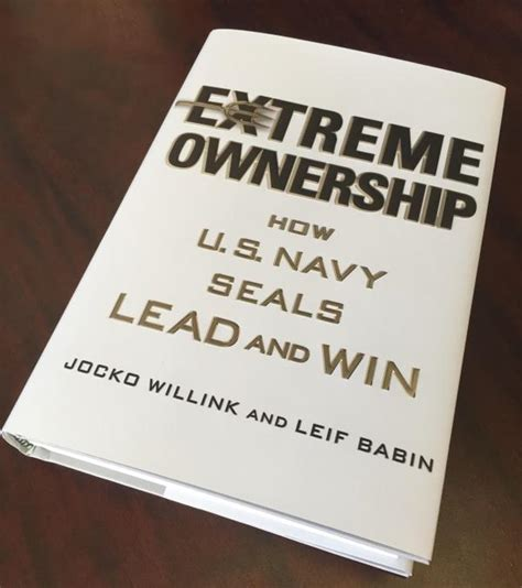 summary ownership by jocko willink leif babin how u s navy seals lead and win ownership a book summary book paperback hardcover summary books dr chris