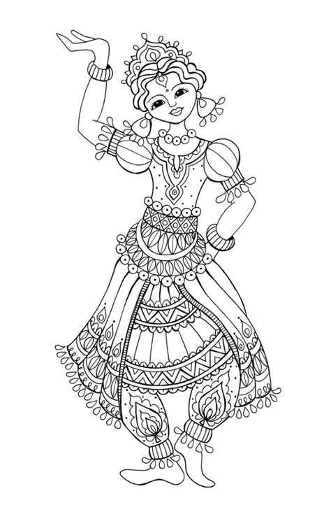 coloring pages dancing girl 57 best coloring pages dance images on pinterest