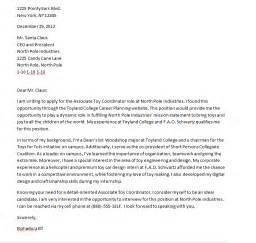 Cover Letter 171 Career Development Blog