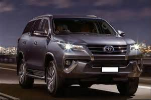 Toyota Fortuner Price Toyota Fortuner 2017