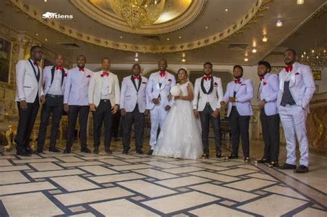 Mba And Marriage by Edith Mba Weds Barrister Paul Wedding Photos