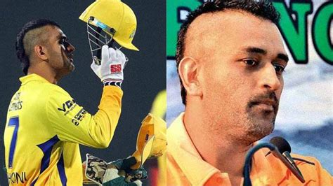 changing hairstyles dhoni hairstyle ms dhoni the journey of his hairstyles