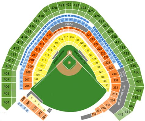 miller park seating view milwaukee brewers seating chart miller park