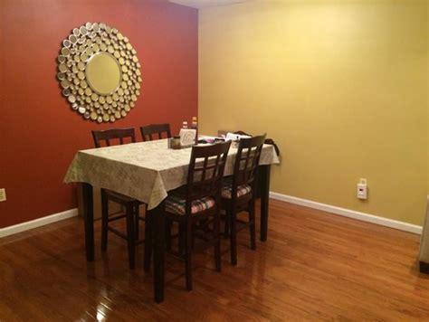 Dining Room Accent Wall Wallpaper Wallpaper For Accent Wall In Living Dining Room