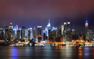 La Jolla Light Image Screensaver Free Night City Glow
